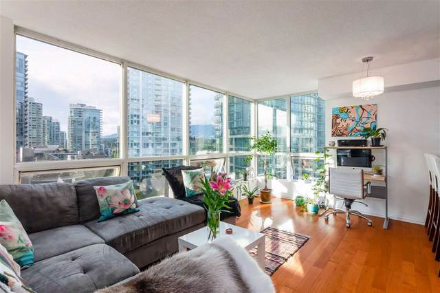 588 Broughton Street #803, Vancouver, BC V6G 3E3 (#R2511109) :: Homes Fraser Valley