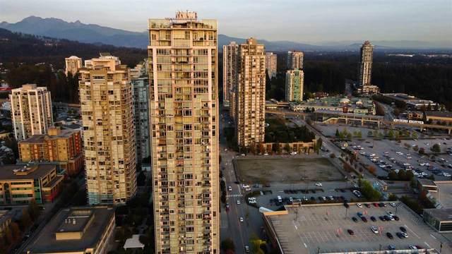 2955 Atlantic Avenue #1401, Coquitlam, BC V3B 0H9 (#R2511118) :: 604 Home Group