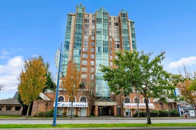 8280 Westminster Highway #302, Richmond, BC V6X 3W3 (#R2511156) :: Homes Fraser Valley