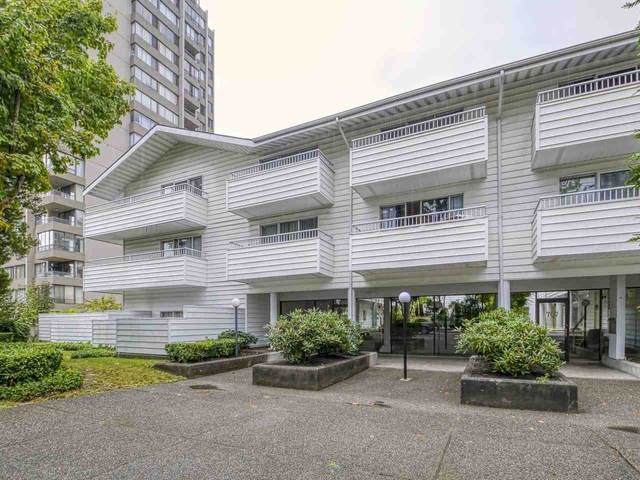 707 Eighth Street #116, New Westminster, BC V3M 3S6 (#R2511159) :: 604 Home Group