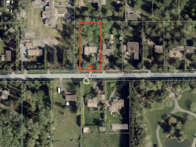17065 20 Avenue, Surrey, BC V3Z 9N4 (#R2511174) :: Initia Real Estate