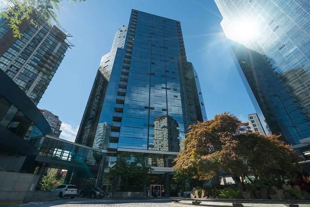 1050 Burrard Street #606, Vancouver, BC V6Z 2S3 (#R2511178) :: 604 Home Group