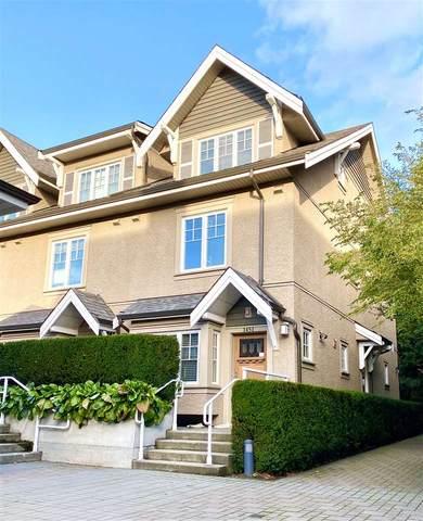1451 Tilney Mews, Vancouver, BC V6P 0B1 (#R2511187) :: Initia Real Estate