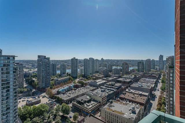 939 Homer Street #3007, Vancouver, BC V6B 2W6 (#R2511211) :: 604 Home Group