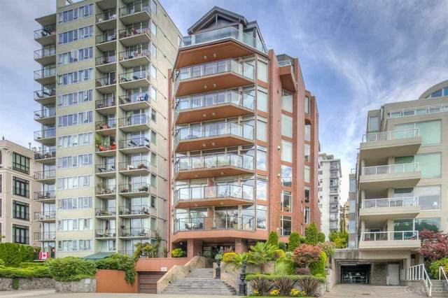 1419 Beach Avenue #301, Vancouver, BC V6G 1Y3 (#R2511212) :: 604 Home Group
