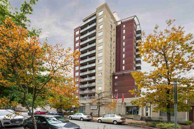 121 W 15TH Street #805, North Vancouver, BC V7J 3V3 (#R2511224) :: 604 Home Group