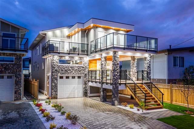 353 Fenton Street A, New Westminster, BC V3M 5J1 (#R2511226) :: Homes Fraser Valley