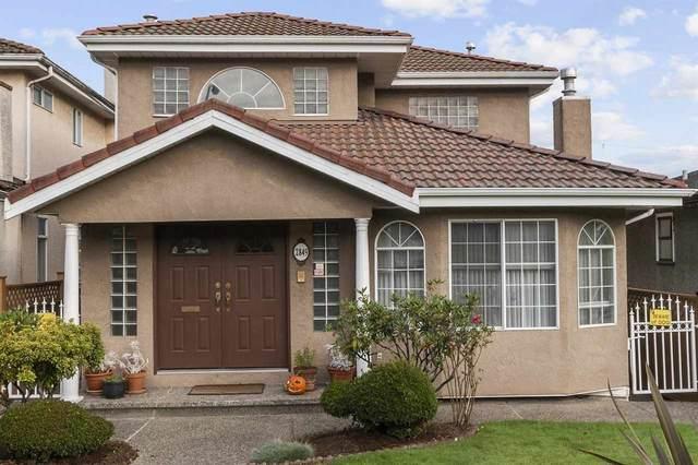 2849 E 4TH Avenue, Vancouver, BC V5M 1K9 (#R2511231) :: Initia Real Estate