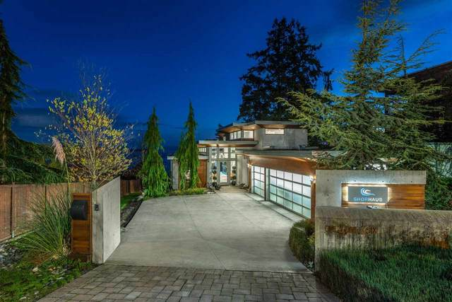 14146 Marine Drive, White Rock, BC V4A 1A8 (#R2511239) :: Ben D'Ovidio Personal Real Estate Corporation | Sutton Centre Realty