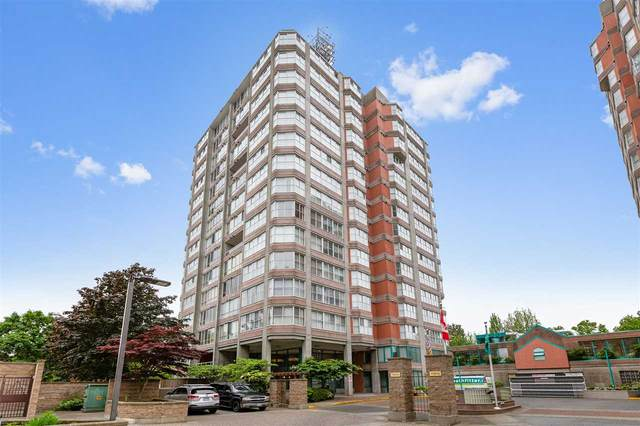 11920 80 Avenue #704, Delta, BC V4C 8E8 (#R2511264) :: Homes Fraser Valley