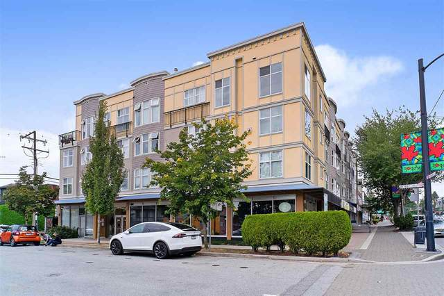 1503 W 65TH Avenue #209, Vancouver, BC V6P 6Y8 (#R2511291) :: Initia Real Estate