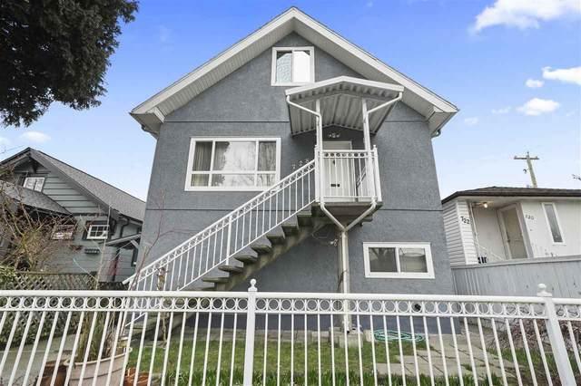 728 E 37TH Avenue, Vancouver, BC V5W 1G1 (#R2511296) :: Initia Real Estate