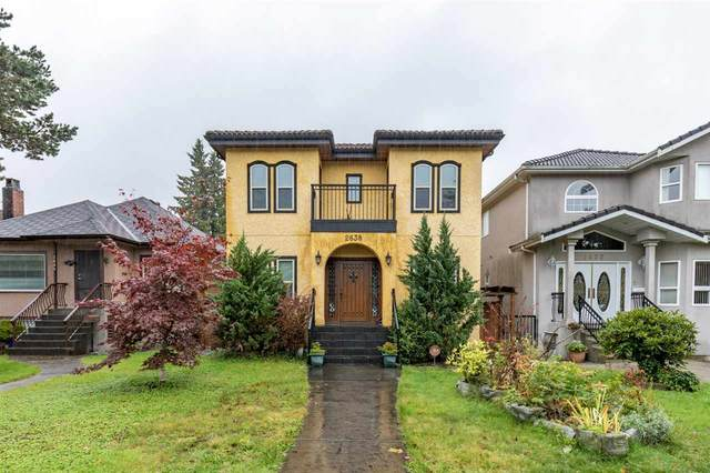 2638 Charles Street, Vancouver, BC V5K 3A5 (#R2511301) :: 604 Home Group