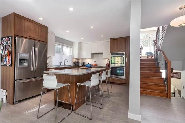 573 Palisade Drive, North Vancouver, BC V7R 2H9 (#R2511311) :: 604 Home Group