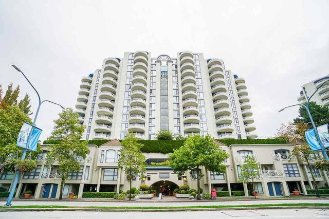 6080 Minoru Boulevard #708, Richmond, BC V6Y 4A7 (#R2511315) :: Ben D'Ovidio Personal Real Estate Corporation | Sutton Centre Realty