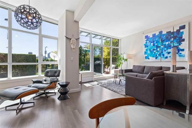 388 Drake Street #103, Vancouver, BC V6B 6A8 (#R2511319) :: 604 Home Group