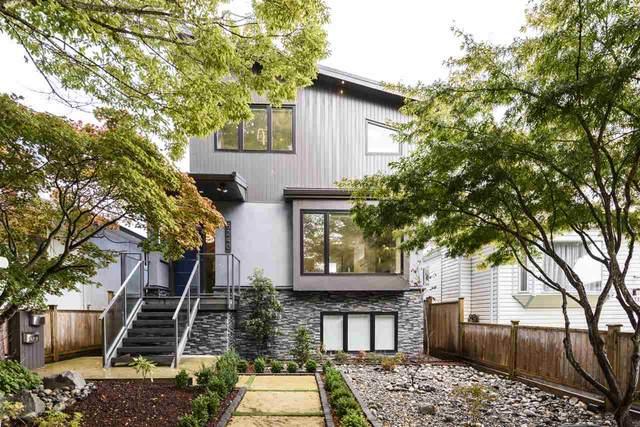 3240 William Street, Vancouver, BC V5K 2Z1 (#R2511329) :: Initia Real Estate