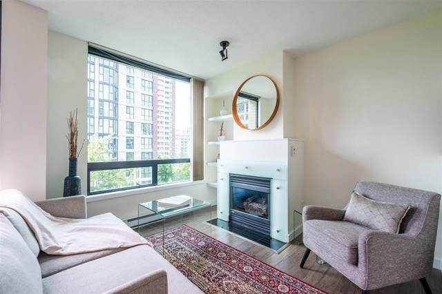 1003 Burnaby Street #605, Vancouver, BC V6E 4R7 (#R2511336) :: Homes Fraser Valley