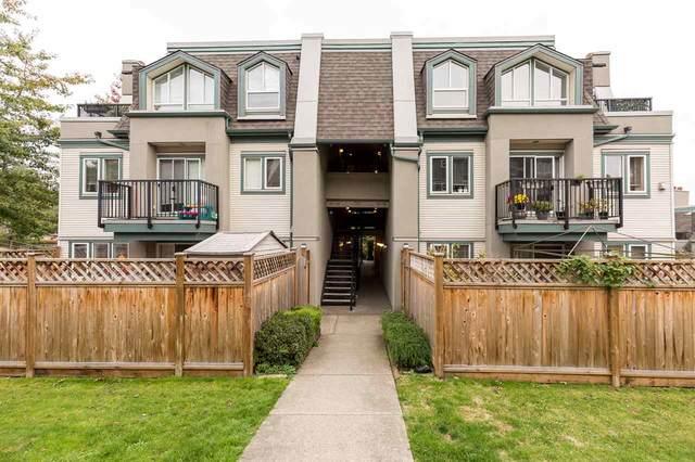 217 Begin Street #120, Coquitlam, BC V3K 4V4 (#R2511340) :: Initia Real Estate