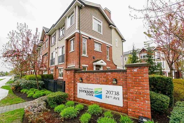 20738 84 Avenue #121, Langley, BC V2Y 0J6 (#R2511342) :: Ben D'Ovidio Personal Real Estate Corporation | Sutton Centre Realty