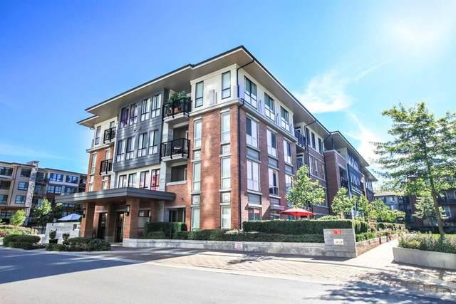 1135 Windsor Mews #202, Coquitlam, BC V3B 0L2 (#R2511354) :: Initia Real Estate