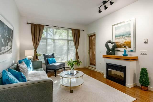 11950 Harris Road #104, Pitt Meadows, BC V3Y 0B7 (#R2511356) :: Initia Real Estate