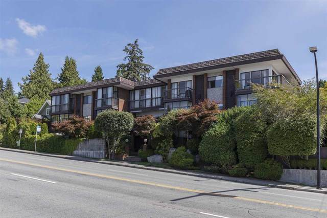 2710 Lonsdale Avenue #206, North Vancouver, BC V7N 3J1 (#R2511385) :: 604 Home Group