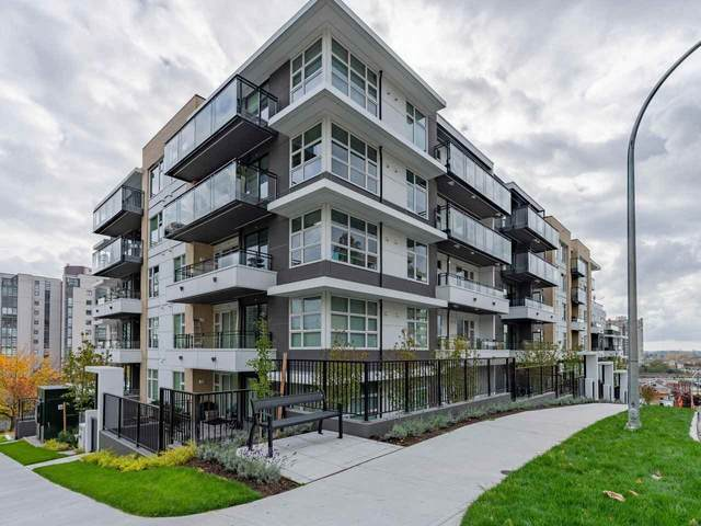 1012 Auckland Street #105, New Westminster, BC V3M 0M3 (#R2511389) :: Homes Fraser Valley