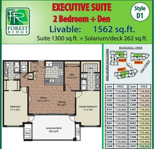 14588 Mcdougall Drive #202, Surrey, BC V0V 0V0 (#R2511392) :: 604 Home Group