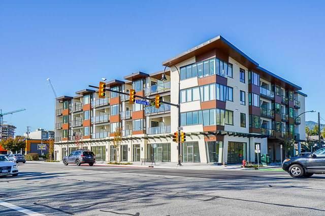 1633 Tatlow Avenue Ph403, North Vancouver, BC V7P 1V3 (#R2511413) :: Initia Real Estate
