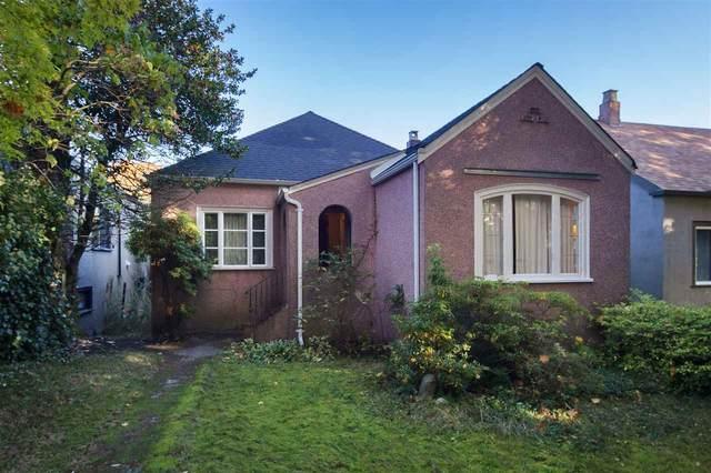 4085 W 15TH Avenue, Vancouver, BC V6R 3A2 (#R2511451) :: Initia Real Estate