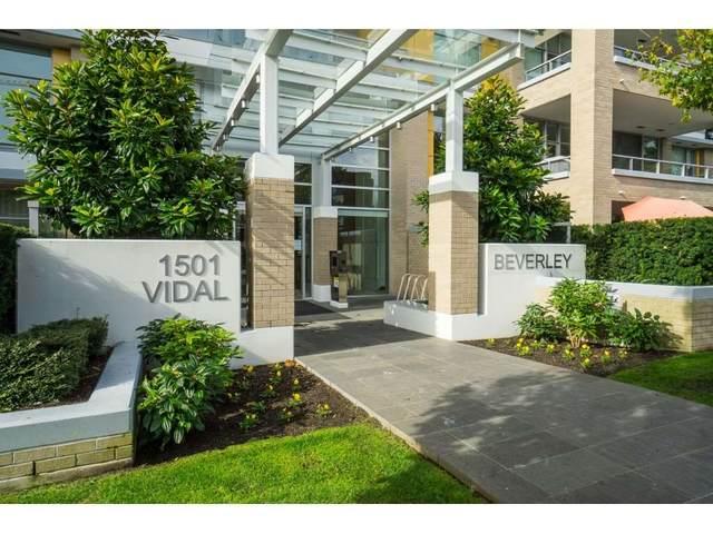 1501 Vidal Street #508, White Rock, BC V4B 0B5 (#R2511469) :: 604 Home Group