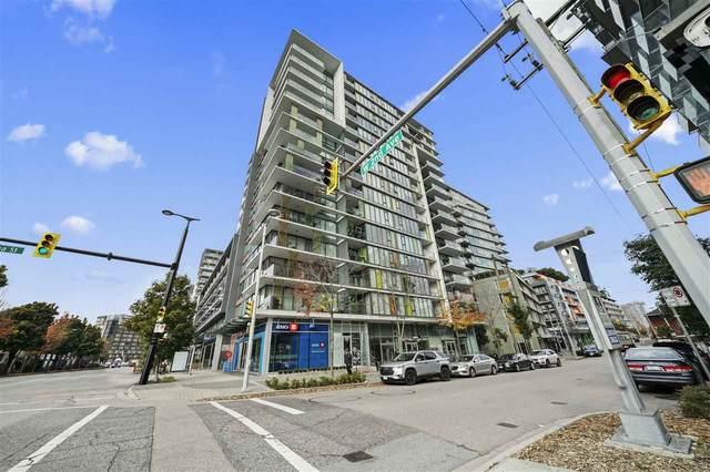 1783 Manitoba Street #519, Vancouver, BC V5Y 0K1 (#R2511471) :: 604 Home Group