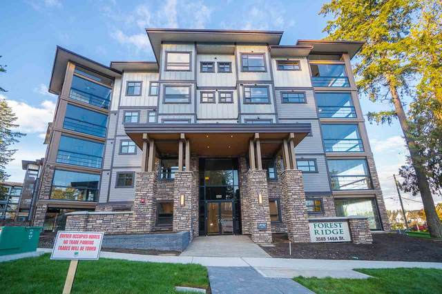 3585 146A Street #506, Surrey, BC V4P 0G9 (#R2511482) :: 604 Home Group