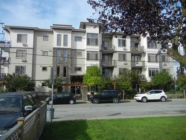 11887 Burnett Street #312, Maple Ridge, BC V2X 6P6 (#R2511490) :: 604 Home Group