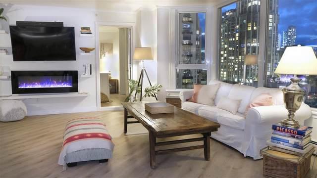388 Drake Street #1506, Vancouver, BC V6B 6A8 (#R2511493) :: 604 Home Group