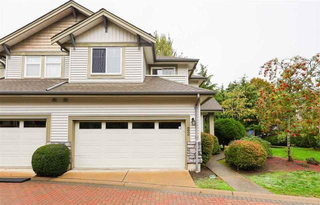 14453 72 Avenue #22, Surrey, BC V3S 2E6 (#R2511506) :: Initia Real Estate