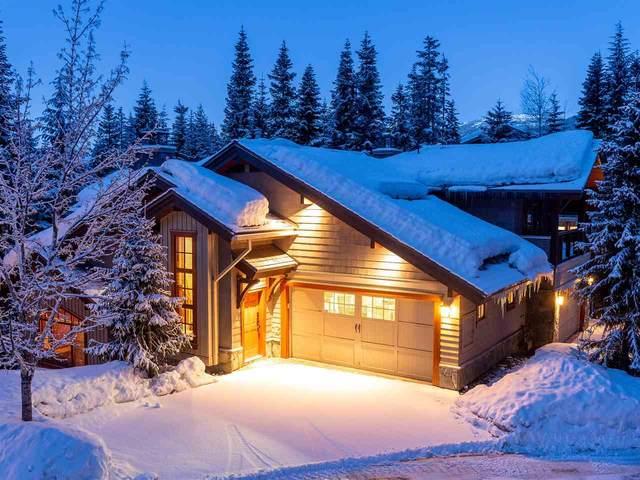 2500 Taluswood Place #2, Whistler, BC V8E 0R2 (#R2511536) :: Initia Real Estate