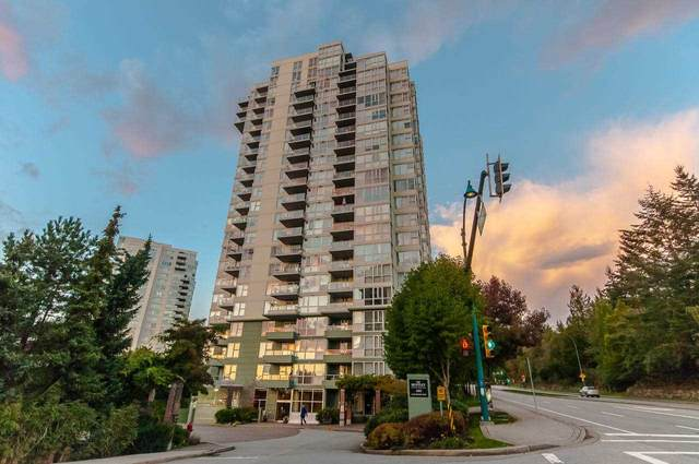 295 Guildford Way #1005, Port Moody, BC V3H 5N3 (#R2511549) :: Initia Real Estate