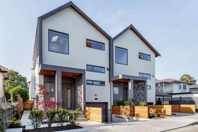 2067 E 31 Avenue, Vancouver, BC V5N 3A6 (#R2511567) :: 604 Home Group