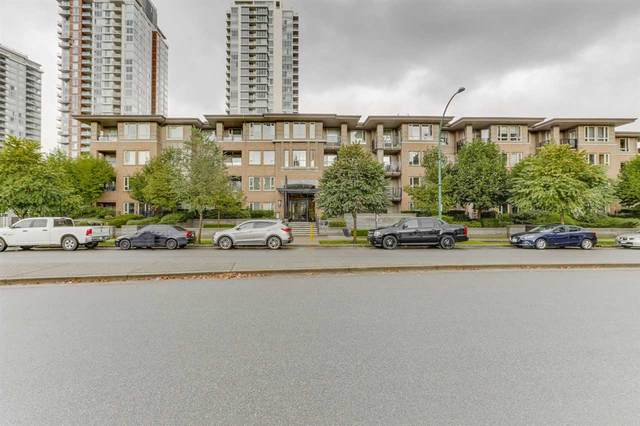 3105 Lincoln Avenue #308, Coquitlam, BC V3B 0E1 (#R2511576) :: Initia Real Estate