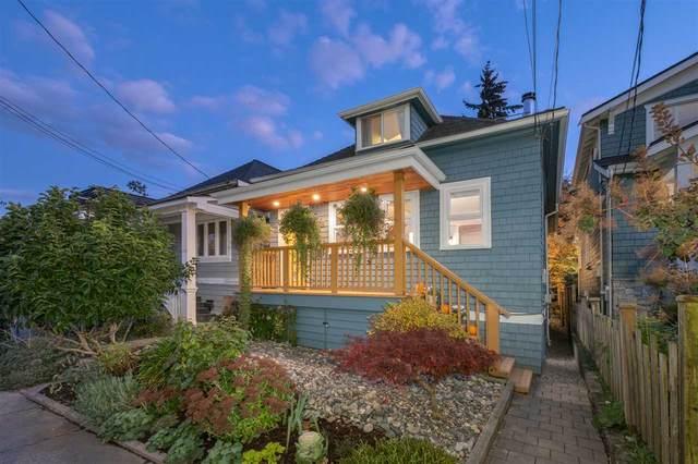 448 E 28TH Avenue, Vancouver, BC V5V 2N3 (#R2511577) :: Initia Real Estate