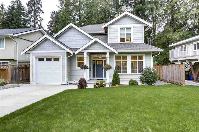 4460 Cove Cliff Road, North Vancouver, BC V7G 1H6 (#R2511612) :: Homes Fraser Valley