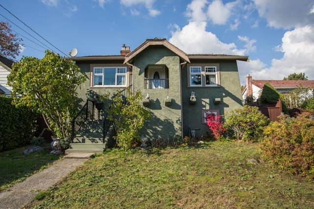 1925 Eighth Avenue, New Westminster, BC V3M 2T2 (#R2511644) :: Initia Real Estate