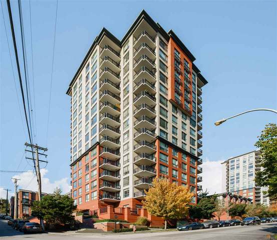 833 Agnes Street #505, New Westminster, BC V3M 0B1 (#R2511689) :: 604 Home Group