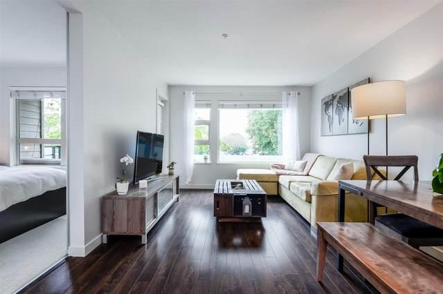 1677 Lloyd Avenue #310, North Vancouver, BC V7P 0B1 (#R2511691) :: Homes Fraser Valley
