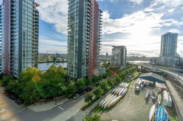 33 Smithe Street #906, Vancouver, BC V6B 0B5 (#R2511701) :: 604 Home Group