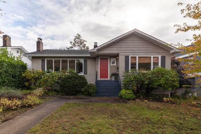 650 W 27TH Avenue, Vancouver, BC V5Z 2G4 (#R2511713) :: Homes Fraser Valley