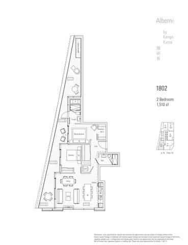 1550 Alberni Street #1802, Vancouver, BC V6G 1A5 (#R2511716) :: Initia Real Estate