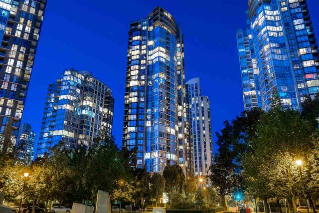 1495 Richards Street #1102, Vancouver, BC V6Z 3E3 (#R2511737) :: Initia Real Estate